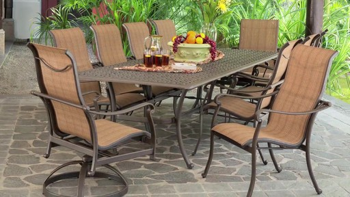11 Piece Outdoor Patio Dining Sets