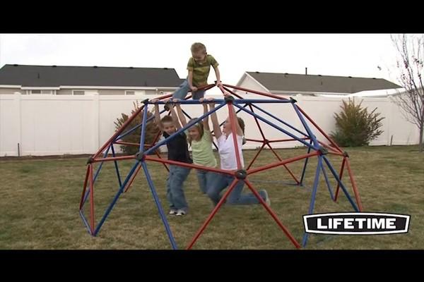Lifetime Geometric Dome Climber 187 Welcome To Costco Wholesale