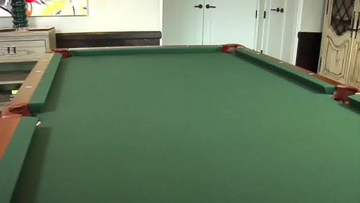 Brunswick Brae Loch Billiard Table 187 Welcome To Costco