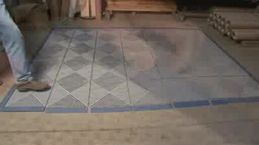 Quick Click All Weather Floor Tile 187 Deck Tiles 187 Welcome