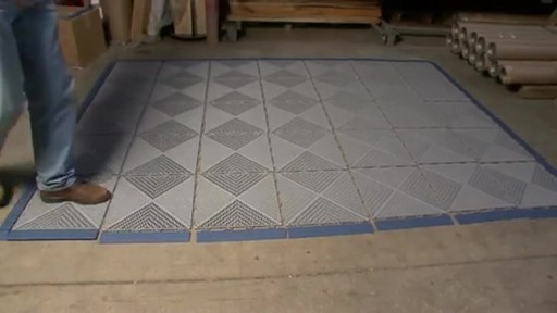Quick Click All Weather Floor Tile 187 Video Gallery