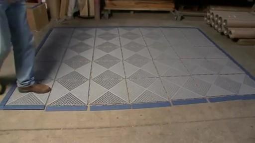 Versa Click Flooring >> Quick Click All-weather Floor Tile » Video Gallery
