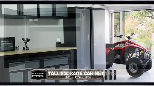Charmant Dura Cabinet Pro II 6 Piece All Steel Garage Storage System   Image 2 From
