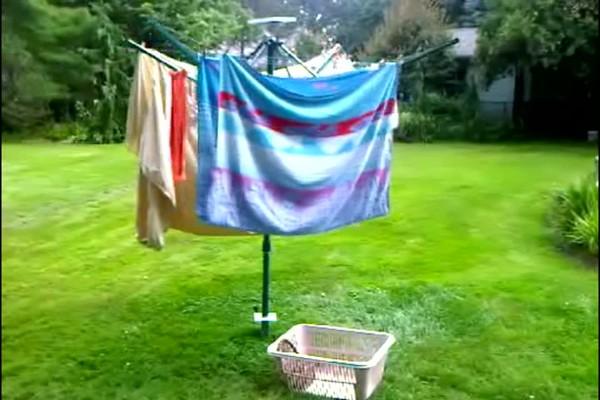Juwel Nova Plus 500 Clothes Line Dryer 187 Welcome To Costco
