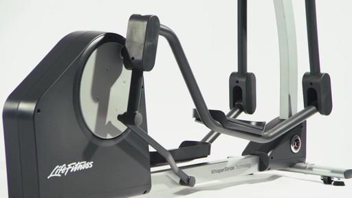 life fitness x5 elliptical manual