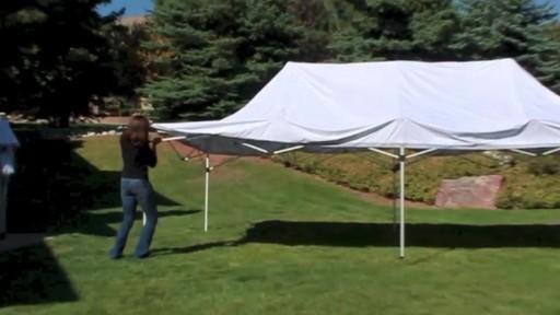 Undercover 10u0027 x 20u0027 Professional Grade Aluminum Instant Canopy - image 2 from the & Undercover 10u0027 x 20u0027 Professional Grade Aluminum Instant Canopy ...