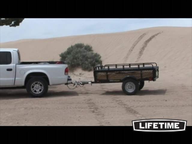 Lifetime Tent Trailer - image 1 from the video