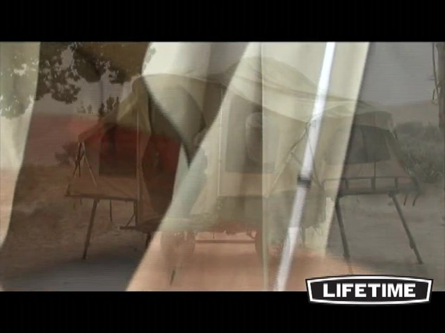 Lifetime Tent Trailer - image 3 from the video