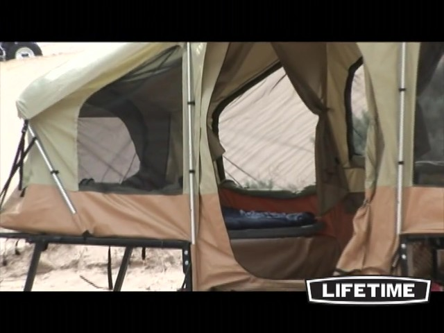 Lifetime Tent Trailer - image 5 from the video