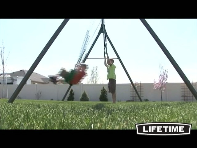 10 Ft Swingset - image 2 from the video