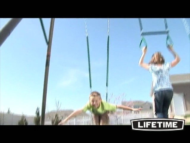 10 Ft Swingset 187 Lifetime Playsets 187 Video Gallery