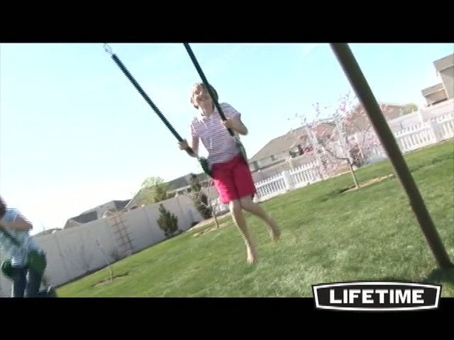 10 Ft Swingset - image 6 from the video