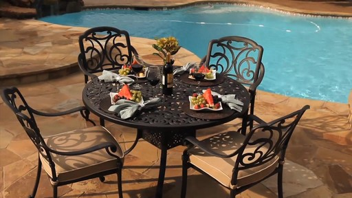 San Paulo 5 Piece Patio Dining Set 187 Welcome To Costco