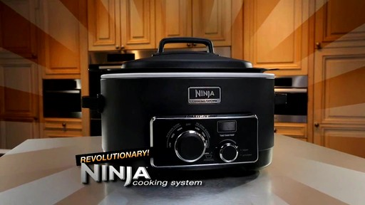 Ninja® 3-in-1 Cooking System - image 7 from the video