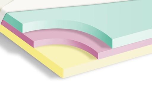 Sleep Science Dream Memory Foam Mattress - image 4 from the video