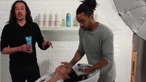 Orlando Pita Argan Haircare Collection - image 3 from the video