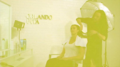 Orlando Pita Argan Haircare Collection - image 6 from the video