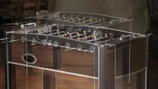 American Heritage Paradise Foosball Table - image 2 from the video