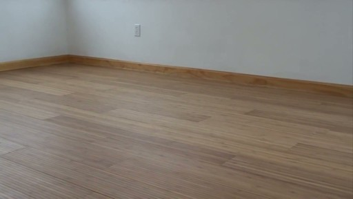 Magic Bond DIY Flexible Bamboo Flooring - image 1 from the video