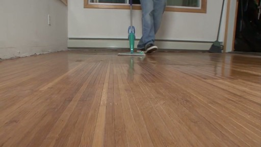 Magic Bond DIY Flexible Bamboo Flooring - image 10 from the video