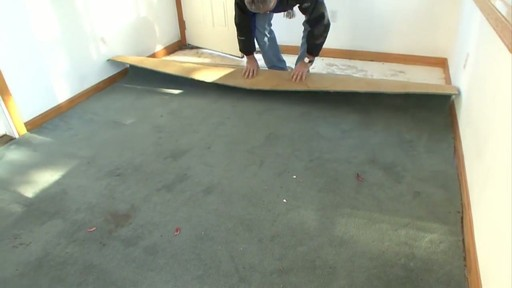 Magic Bond DIY Flexible Bamboo Flooring - image 4 from the video