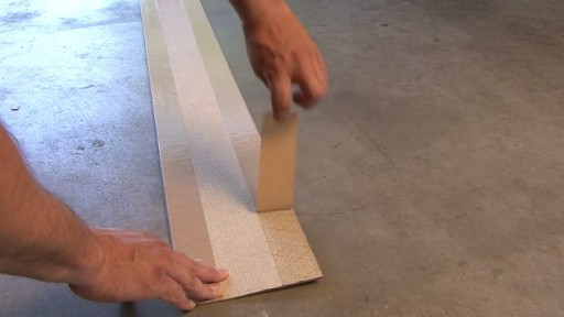 Magic Bond DIY Flexible Bamboo Flooring - image 7 from the video
