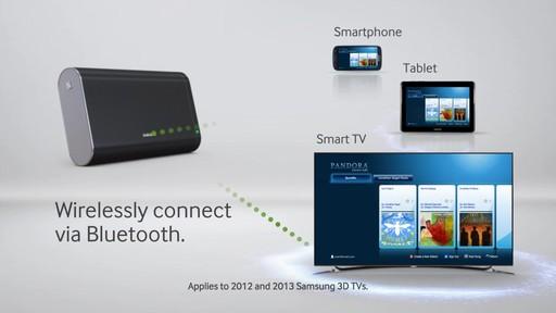 Samsung DA-FM61C Bluetooth Wireless Portable Speaker