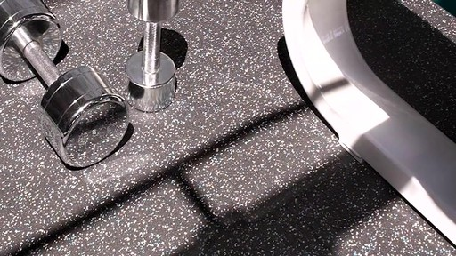 EZ-Flex Interlocking Recycled Rubber Floor Tiles » Welcome to Costco ...