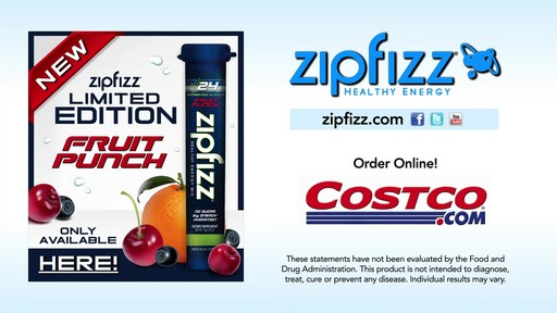 Zipfizz® Healthy Energy Drink Mix - image 3 from the video