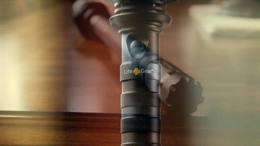 Life Gear 1000 Lumen LED Flashlight - image 9 from the video