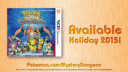 Pokémon Super Mystery Dungeon - image 10 from the video