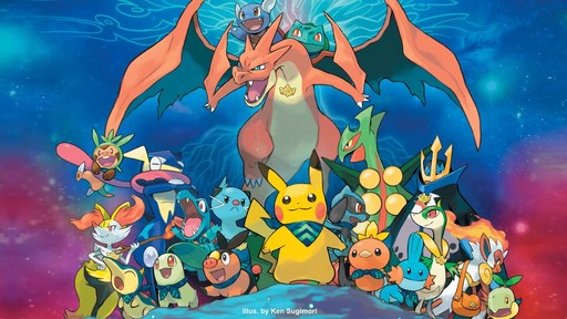 Pokémon Super Mystery Dungeon - image 2 from the video