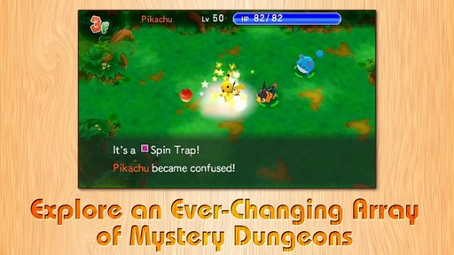 Pokémon Super Mystery Dungeon - image 5 from the video