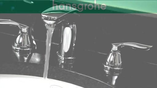Hansgrohe Solaris Widespread Bathroom Faucet Installation Welcome To Costco Wholesale