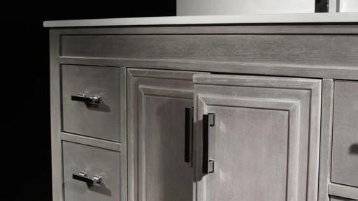 ... Bathe   Corniche 48 Quot Gray Single Sink Vanity By Studio . Corniche  ...