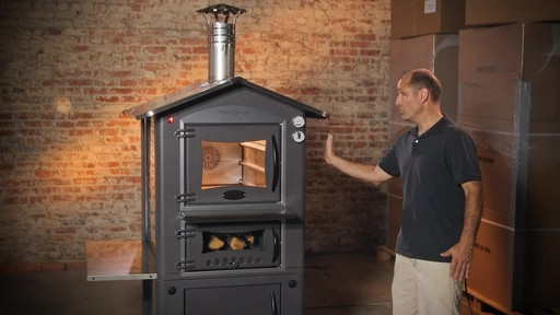 Forno Toscano Firenze 80 Wood Fired Outdoor Oven By