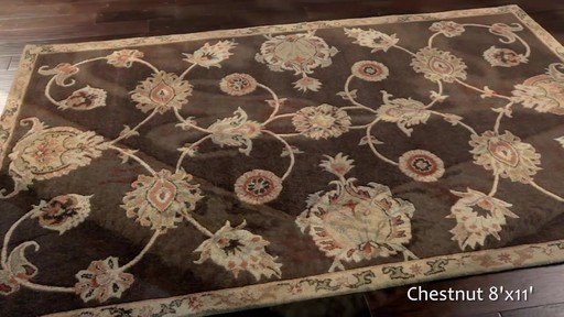 Langley Hand Tufted Rug Chestnut 8 X 11 187 Welcome To