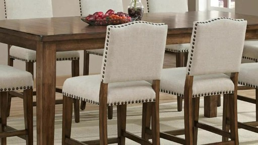 Rochester 9 Piece Rectangle Dining Set 187 Welcome To Costco