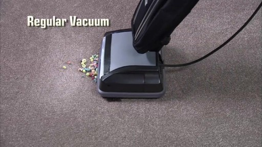 Soniclean Vt Plus Upright Bagged Vacuum With Sonic
