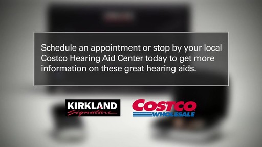 Kirkland Signature 5.0 Premium Hearing Aids - image 10 from the video