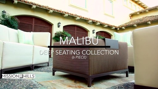 Malibu 6-piece Modular Deep Seating Sectional - image 2 from the video | 512 x 288 · 46 kB · jpeg