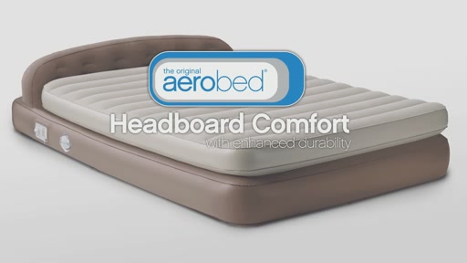 Aero Queen Airbed Video Gallery