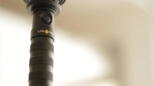 Life Gear Outdoor 850 LED Flashlight - image 1 from the video