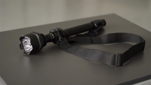 Life Gear Outdoor 850 LED Flashlight - image 2 from the video