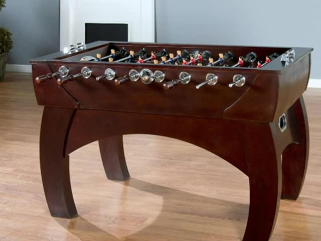 American Heritage Cambridge Foosball Table - image 1 from the video