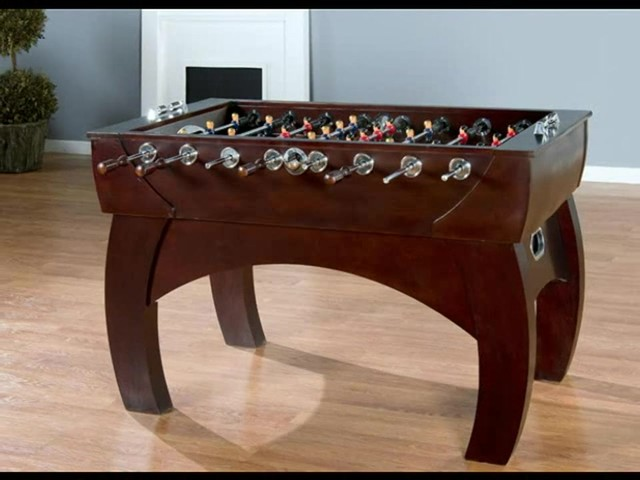 American Heritage Cambridge Foosball Table - image 10 from the video