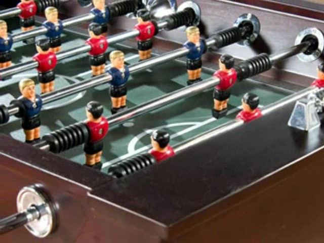 American Heritage Cambridge Foosball Table - image 3 from the video