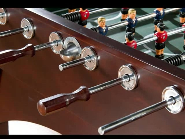 American Heritage Cambridge Foosball Table - image 8 from the video
