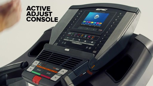 Epic® A35T Treadmill - image 5 from the video