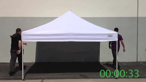 Instant Canopy Costco : Caravan canopy how to set up and put away video gallery